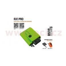řídící jednotka RX1 PRO s přepínačem MAP, GET (kit-ECU+přepínač MAP+WifiCOM)
