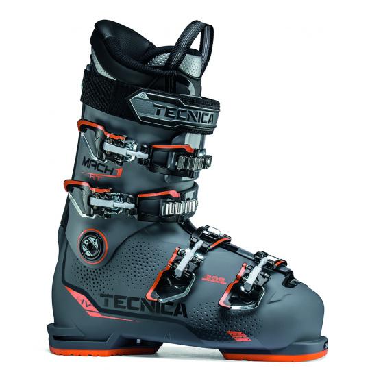 lyžařské boty TECNICA Mach1 90 HV RT, sport grey, rental, 18/19