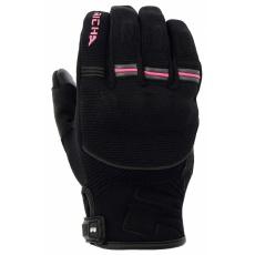 Dámské moto rukavice RICHA SCOPE LADY růžové