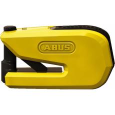 Zámek na moto ABUS 8078 SmartX Granit Detecto žlutý