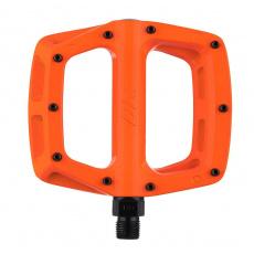 DMR Bikes V8 NEW pedály - Highlighter Orange *