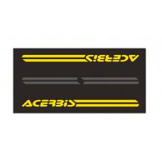 Acerbis koberec pod moto 200x100cmčerná/žlutá