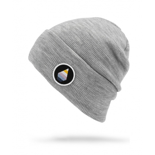 Dámský kulich Volcom Hope Beanie Heather Grey