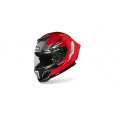 přilba GP 550S VENOM, AIROH - Itálie (červená/šedá) 2021