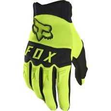 Rukavice Fox Dirtpaw Glove Flo Yellow