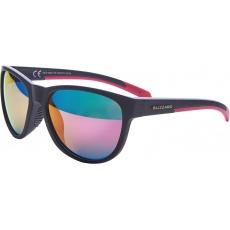 sluneční brýle BLIZZARD sun glasses POLSF701120, rubber dark grey , 64-16-133