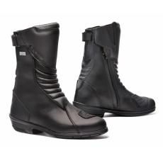 Dámské moto boty FORMA ROSE HDRY černé