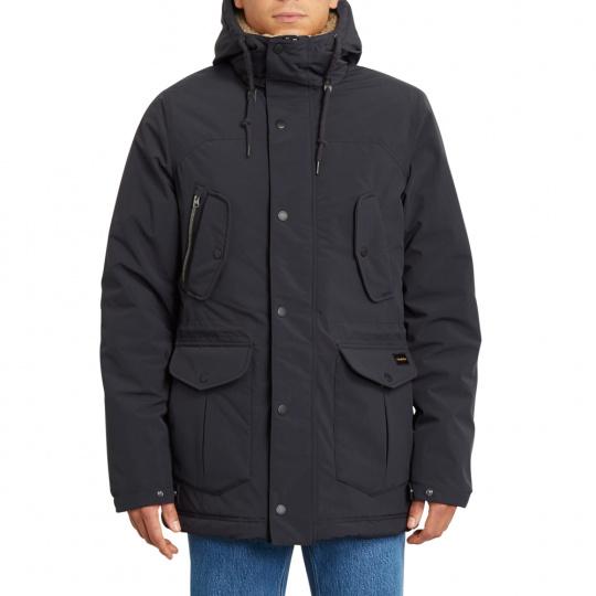 Pánská bunda Volcom Starget Coaster Jacket Black