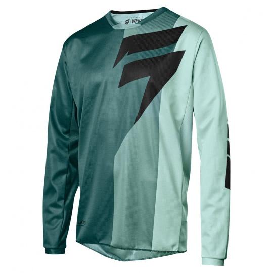 Pánský MX dres Shift Whit3 Tarmac Jersey Teal