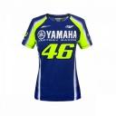Dámské triko Valentino Rossi VR46 YAMAHA  Dual modré 314309