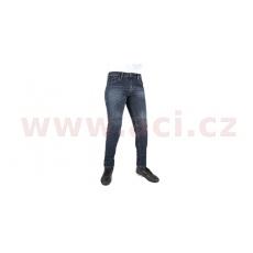kalhoty Original Approved Jeans Slim fit, OXFORD dámské (sepraná modrá)