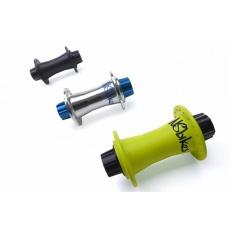 NS Bikes Rotary 20 Pro přední náboj - 32 děr Lime - zelená