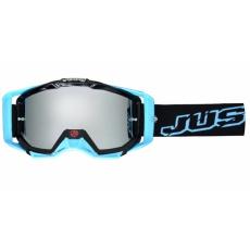 Brýle JUST1 IRIS NEON černo/modré