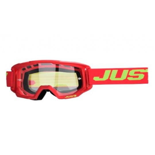 Brýle JUST1 VITRO červeno/žluté