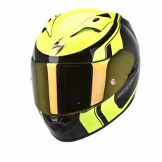 Moto přilba SCORPION EXO-1200 AIR STREAM TOUR černo/neonově žlutá