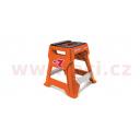 stojan MX R15 (technopolymer / hliník), RTECH (oranžová/černá)