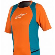 Alpinestars Stella Drop 2 S/S Jersey dres dámský bright orange O