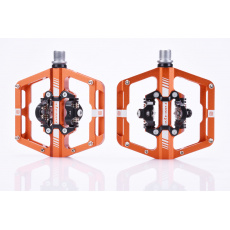 FIREEYE nášlapné pedály Hot-Clip-M Orange