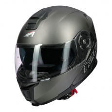 Moto přilba ASTONE RT1200 EVO matná titanová