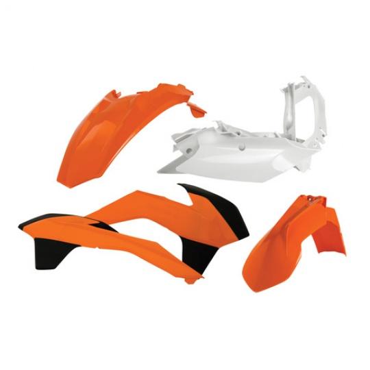 ACERBIS plastový kit KTM EXC/EXCF 14/16