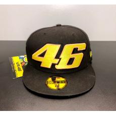 Kšiltovka Valentino Rossi VR46 černá M (58-59cm)