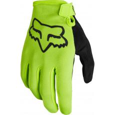 Pánské cyklo rukavice Fox Ranger Glove Fluo Yellow