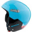 Zimní helma Shred Basher Noshock Timber Blue/Rust