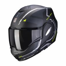 Moto přilba SCORPION EXO-TECH SQUARE matná černo/neonově žlutá