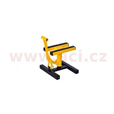 stojan MX, Q-TECH (černá matná/žlutá)