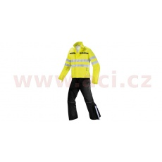 pláštěnka H2 LIFE RAIN, SPIDI (žlutá fluo/černá)