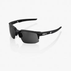 Speedcoupe - Soft Tact Black - Smoke Lens