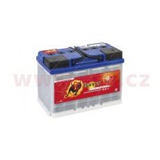 80Ah trakční baterie, pravá BANNER Energy Bull 278x175x190