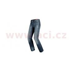 jeansy J TRACKER, SPIDI (tmavě modrá sepraná, obšívka Cordura®/denim bavlna)