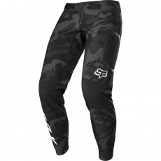 Cyklo kalhoty Fox Defend Fire Pant Black Camor