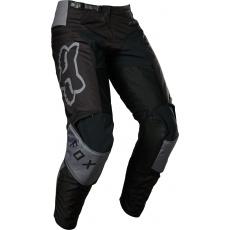 Pánské MX kalhoty Fox 180 Lux Pant Black/Black