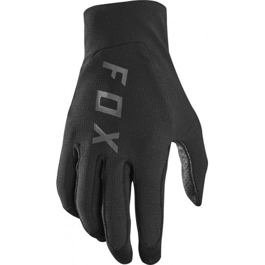 Pánské rukavice FOX Flexair Preest Black