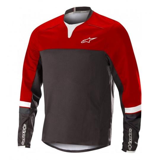 Alpinestars Drop PRO L/S Jersey dres Red Black (kod 31)