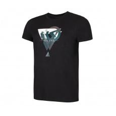 KELLYS Tričko VISION krátký rukáv Black - M