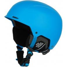 helma BLIZZARD Guide ski helmet, bright blue matt/white matt