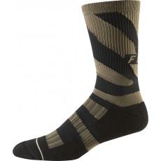 Cyklo ponožky Fox 8 Trail Cushion Sock Dirty