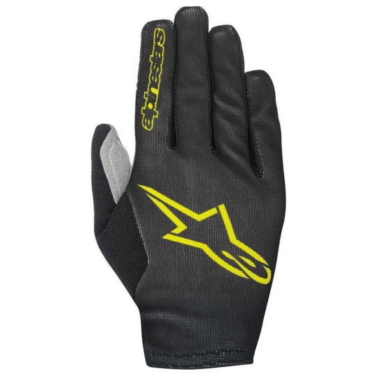 Alpinestars Aero 2 rukavice Black Acid Yellow