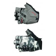 Pánské rukavice Northwave Blaze Short Gloves Camo/Black