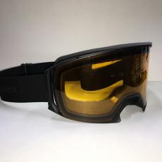 lyžařské brýle UVEX CRAXX OTG, black mat dl/lgl S1 (2030)