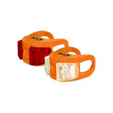 KELLYS Osvětlení set KLS TWINS, orange *