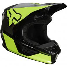 Dětská přilba Fox Yth V1 Revn Helmet, Ece Fluo Yellow