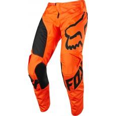 Dětské kalhoty na motokros FOX 180 Pant Youth Mastar Orange