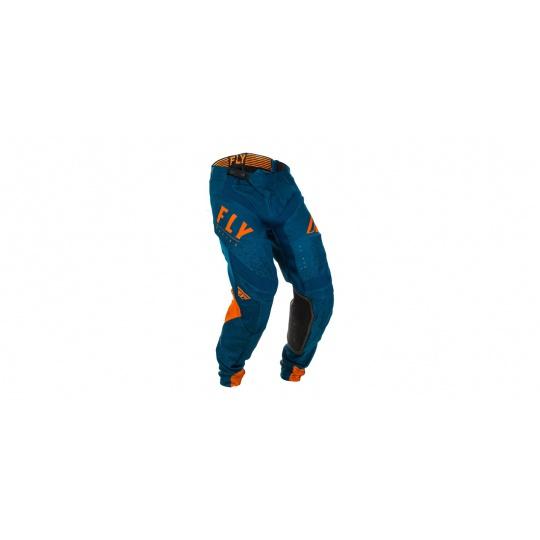 kalhoty LITE 2020, FLY RACING (oranžová/modrá)