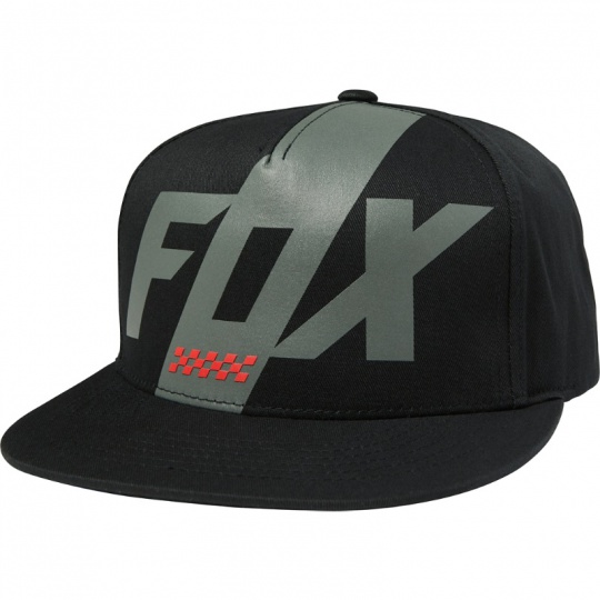 Pánská čepice Fox Scalene Snapback OS