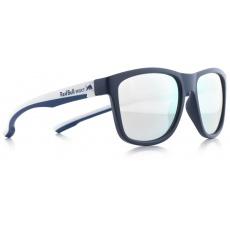 sluneční brýle RED BULL SPECT Sun glasses, BUBBLE-007, dark blue, dark blue, smoke with strong silver mirror, 54-17-145