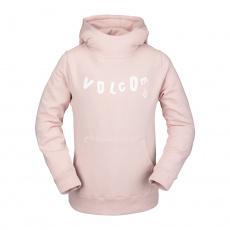 Dětská mikina Volcom Hotlapper Fleece Faded Pink